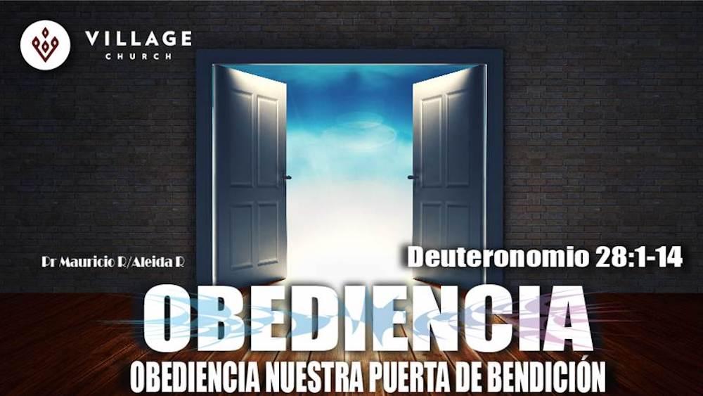 Obediencia Nuestra Puerta De Bendición
