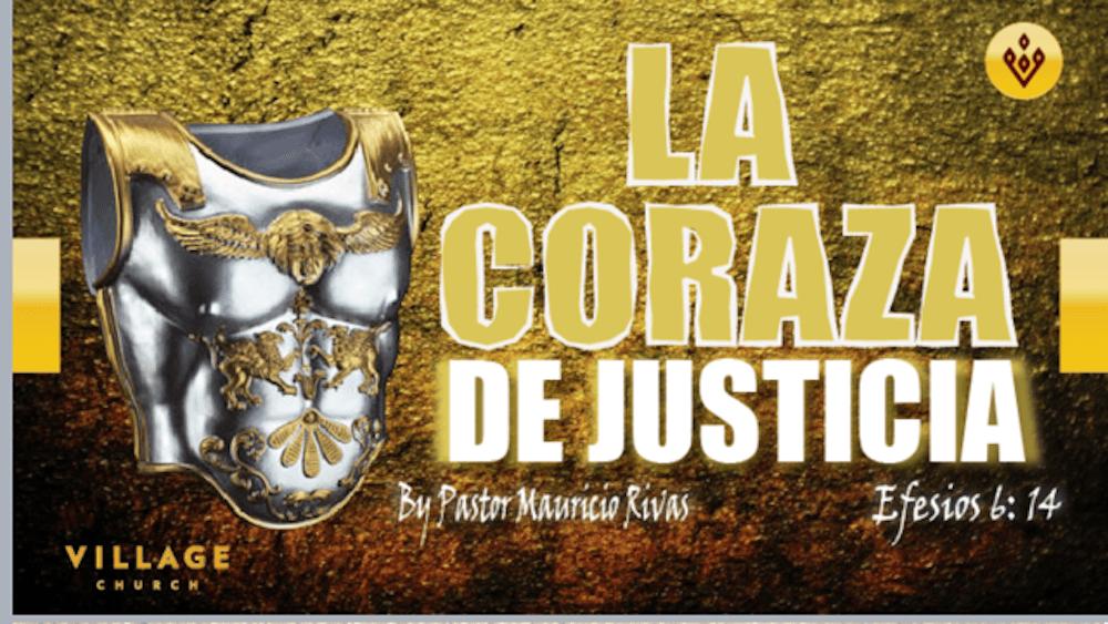 La Coraza De Justicia