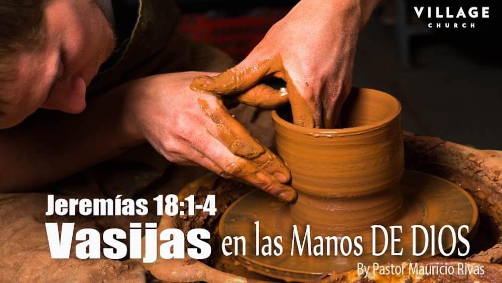 Vasijas En Las Manos De Dios