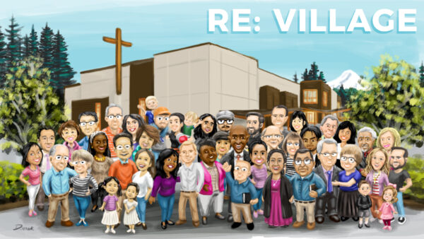 Missional Multicultural Community in Christ Image